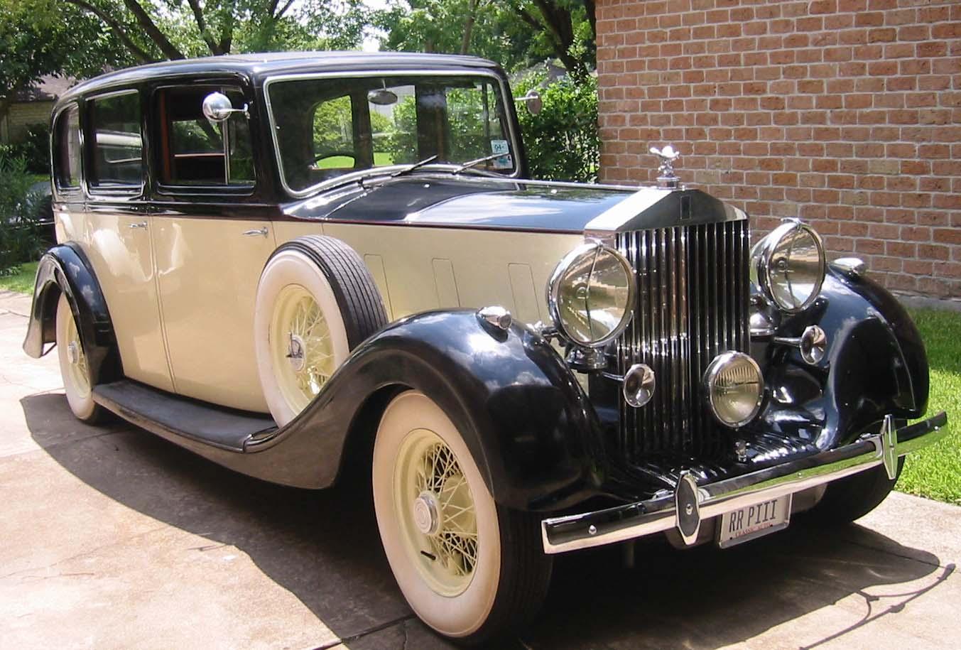 1941 Rolls-Royce Phantom III
